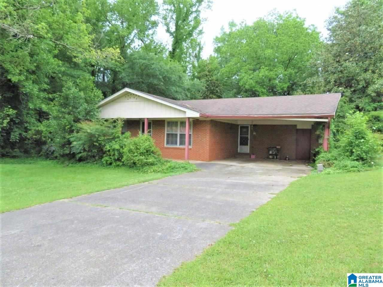 1312 CONGER ROAD, Anniston, AL 36207 - MLS#: 1285234