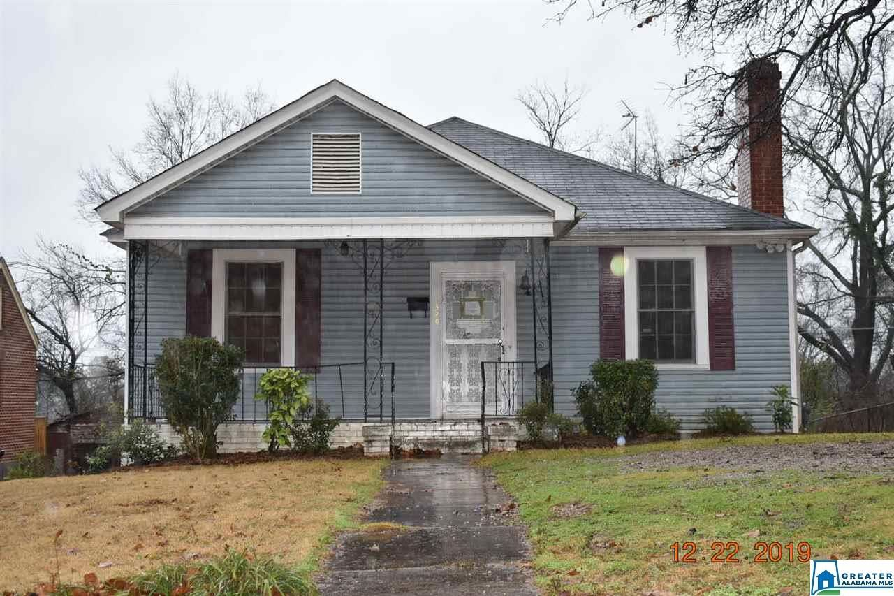 1329 47TH ST, Birmingham, AL 35208 - MLS#: 870237