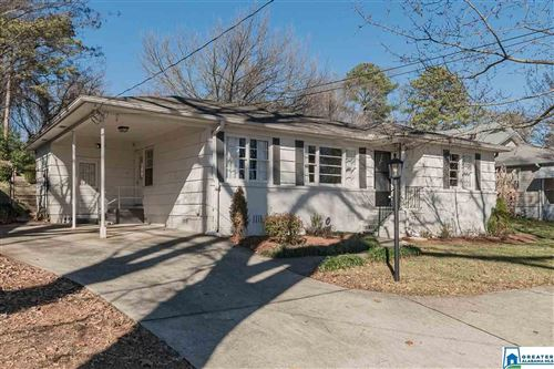 Photo of 1136 ALFORD AVE, HOOVER, AL 35226 (MLS # 871245)