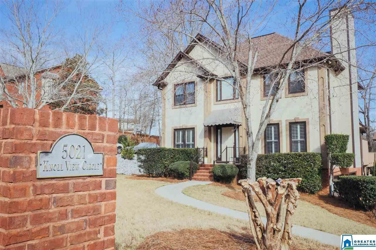 5021 KNOLL VIEW CIR, Hoover, AL 35244 - #: 874248