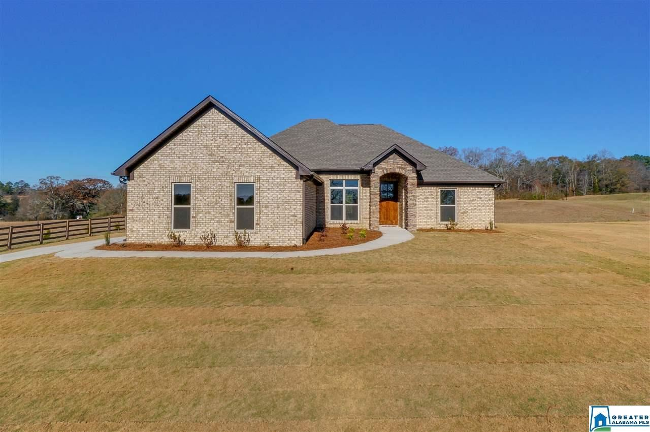 222 PEACHTREE DR, Thorsby, AL 35171 - #: 869249