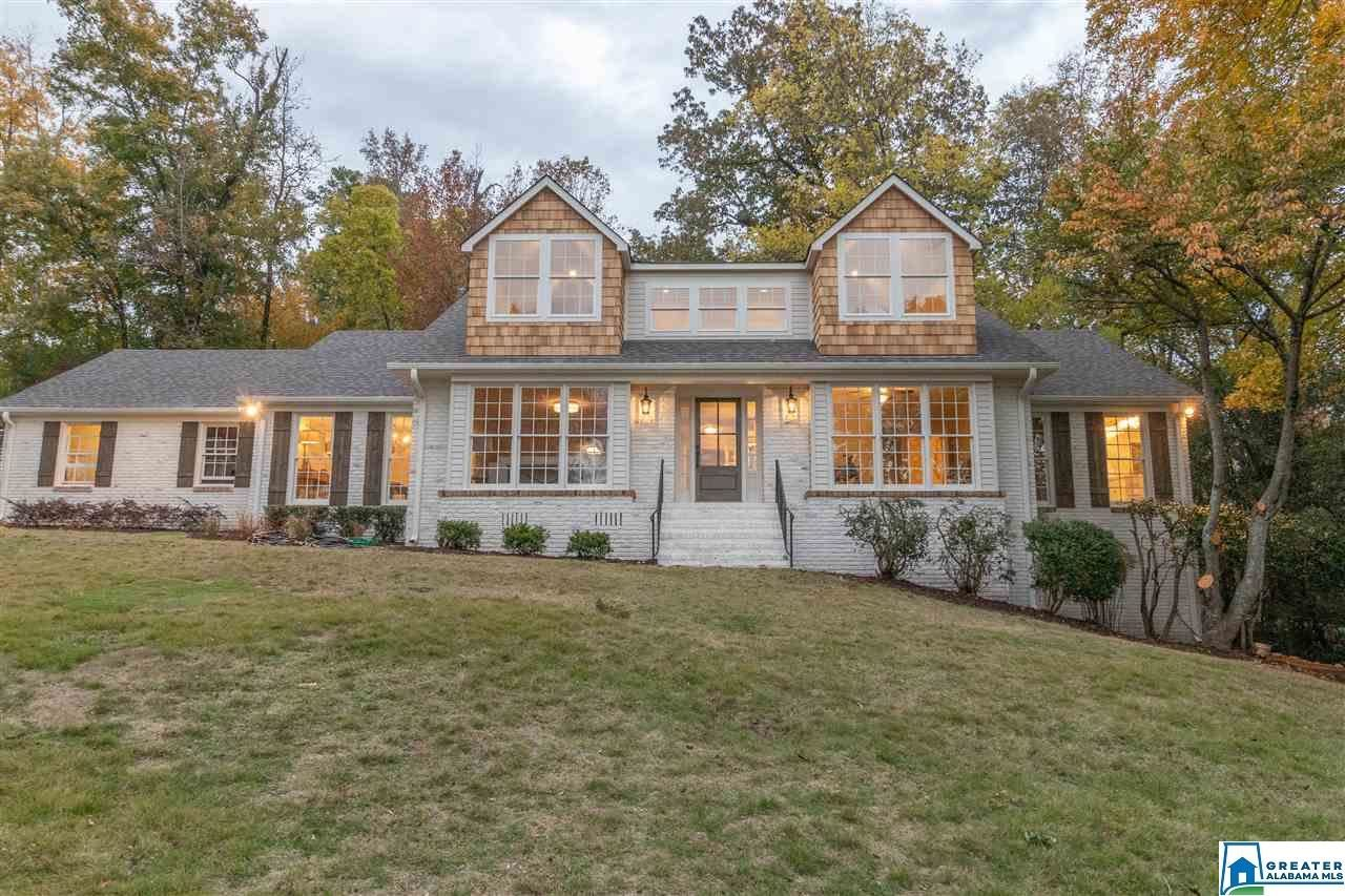 3504 BELLE MEADE WAY, Mountain Brook, AL 35223 - #: 867263