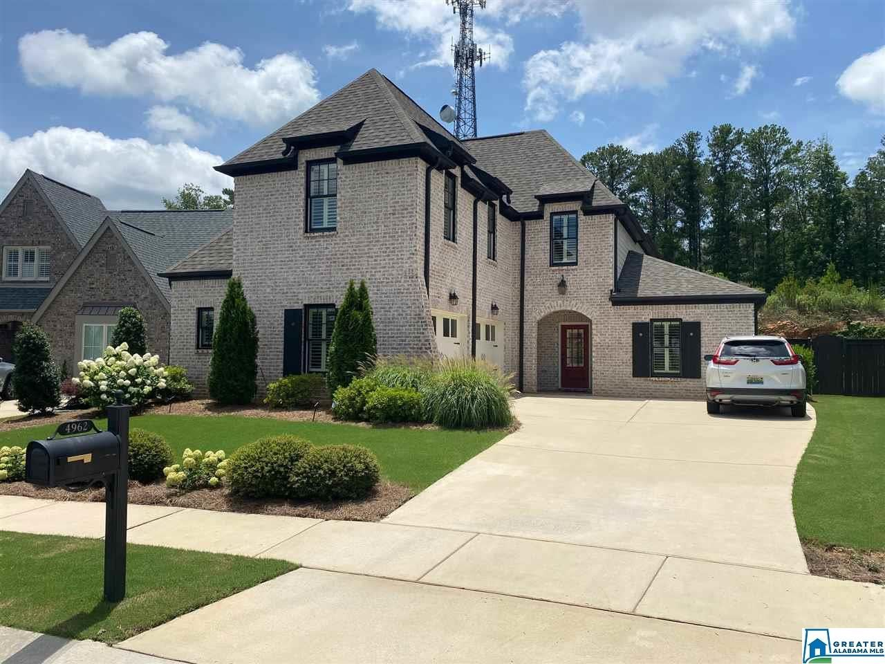 4962 RIDGE PASS, Hoover, AL 35226 - MLS#: 889273