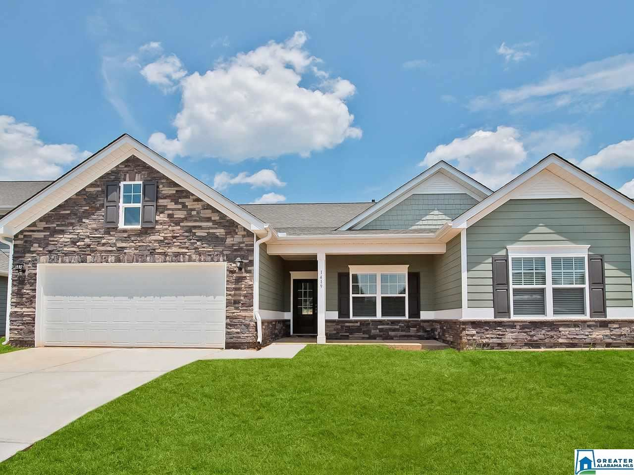 300 COUNTRYSIDE CIR, Calera, AL 35040 - #: 867276