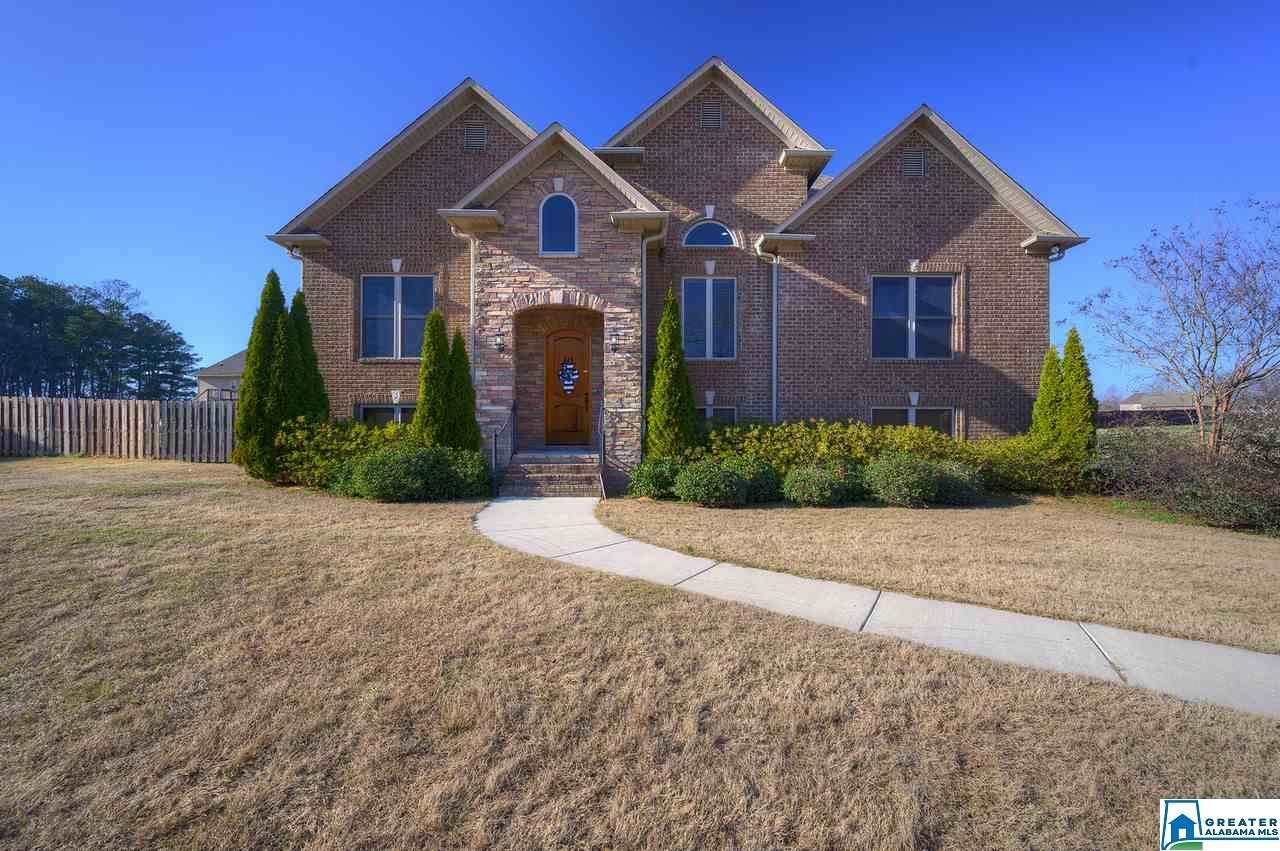 1772 PARC LANE CIR, Warrior, AL 35180 - #: 872284