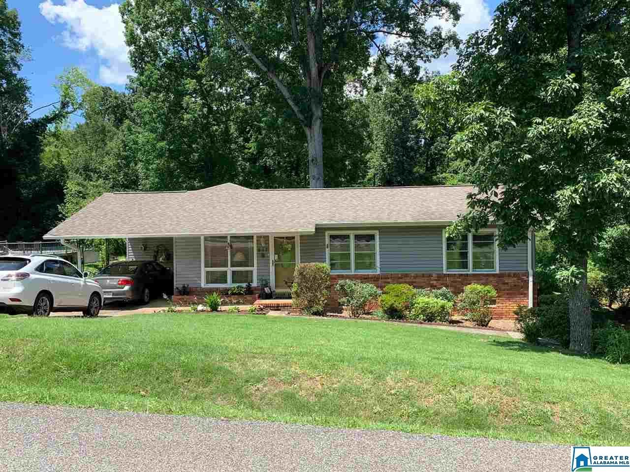 817 W 55TH ST, Anniston, AL 36206 - MLS#: 886295