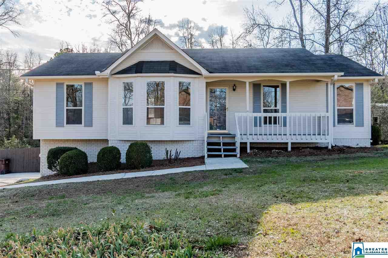 116 TWIN LAKES RD, Trussville, AL 35173 - #: 872298