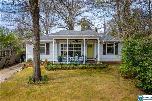 Photo of 412 CLERMONT DR, HOMEWOOD, AL 35209 (MLS # 877303)