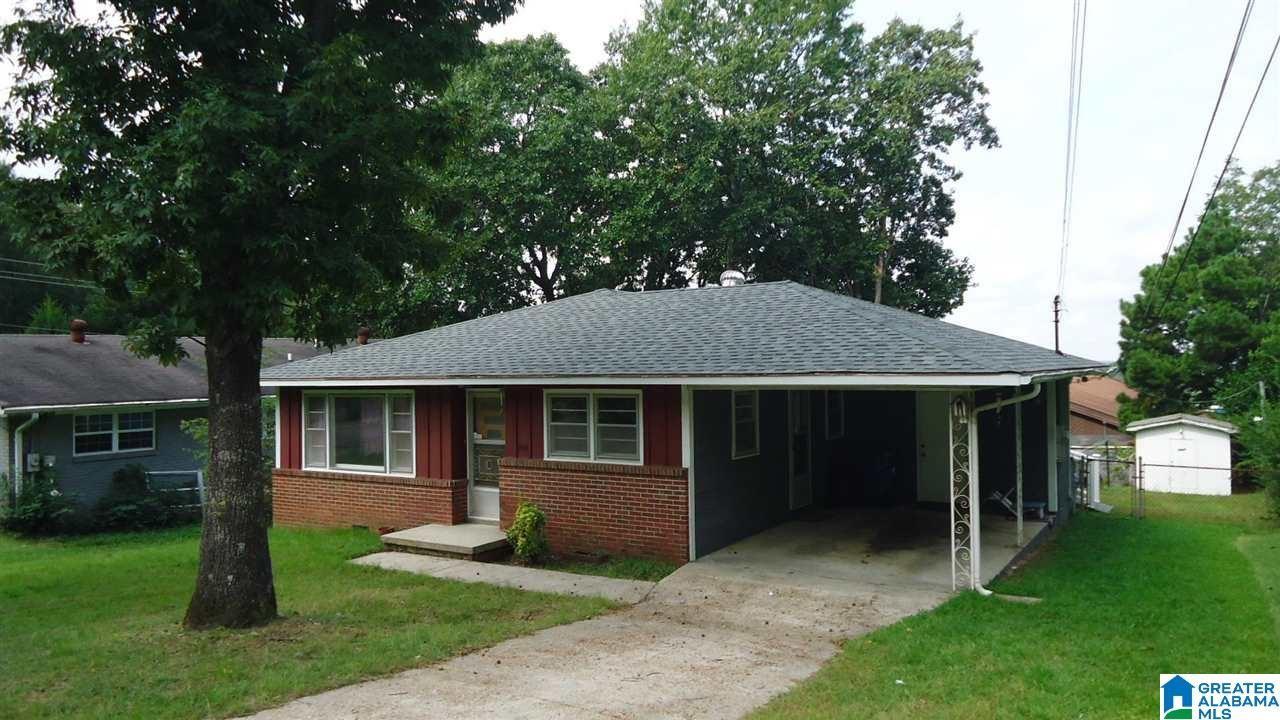 3004 BRIGHTON AVENUE, Anniston, AL 36207 - MLS#: 1298317