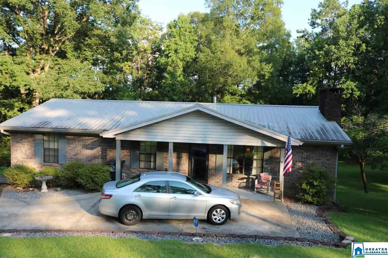 583 ALLIANCE RD, Bessemer, AL 35023 - MLS#: 889327