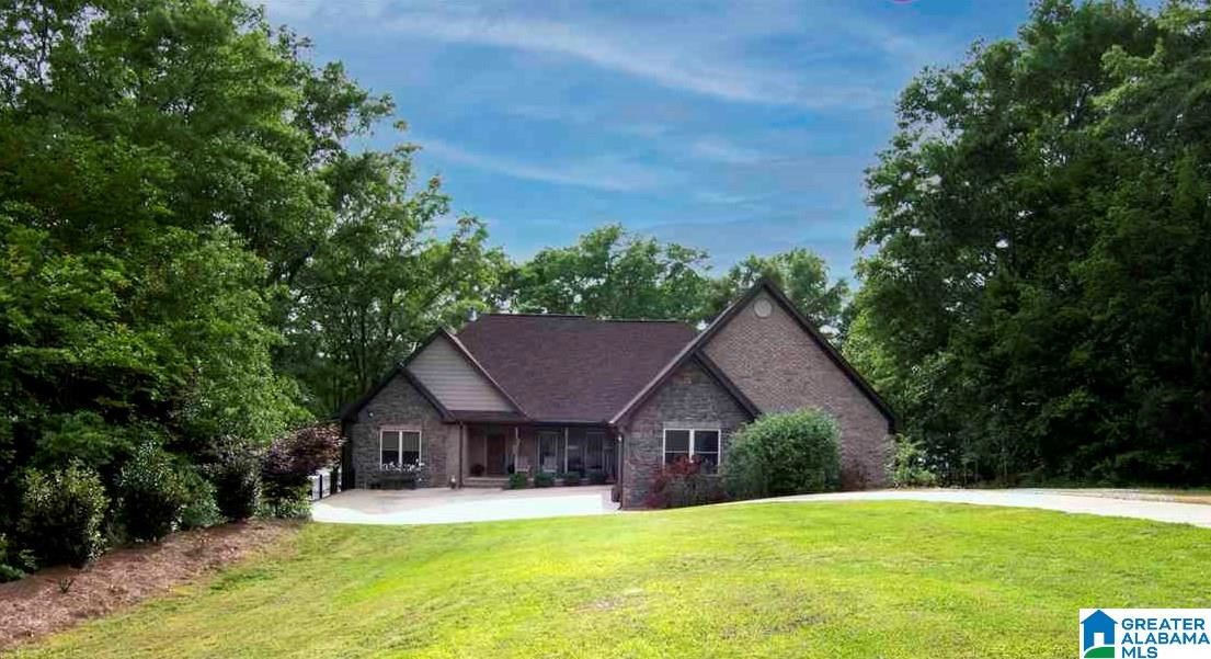 2369 COUNTY ROAD 240, Wedowee, AL 36278 - MLS#: 1284332