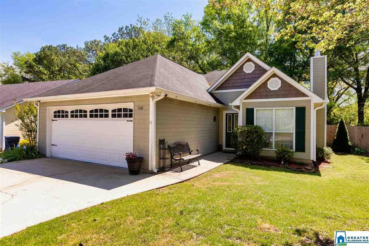1161 KING ARTHUR CT, Alabaster, AL 35007 - #: 879337