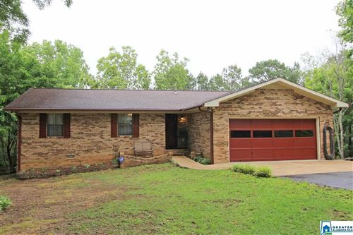 Photo of 665 OAK HILL RD, OXFORD, AL 36203 (MLS # 884343)