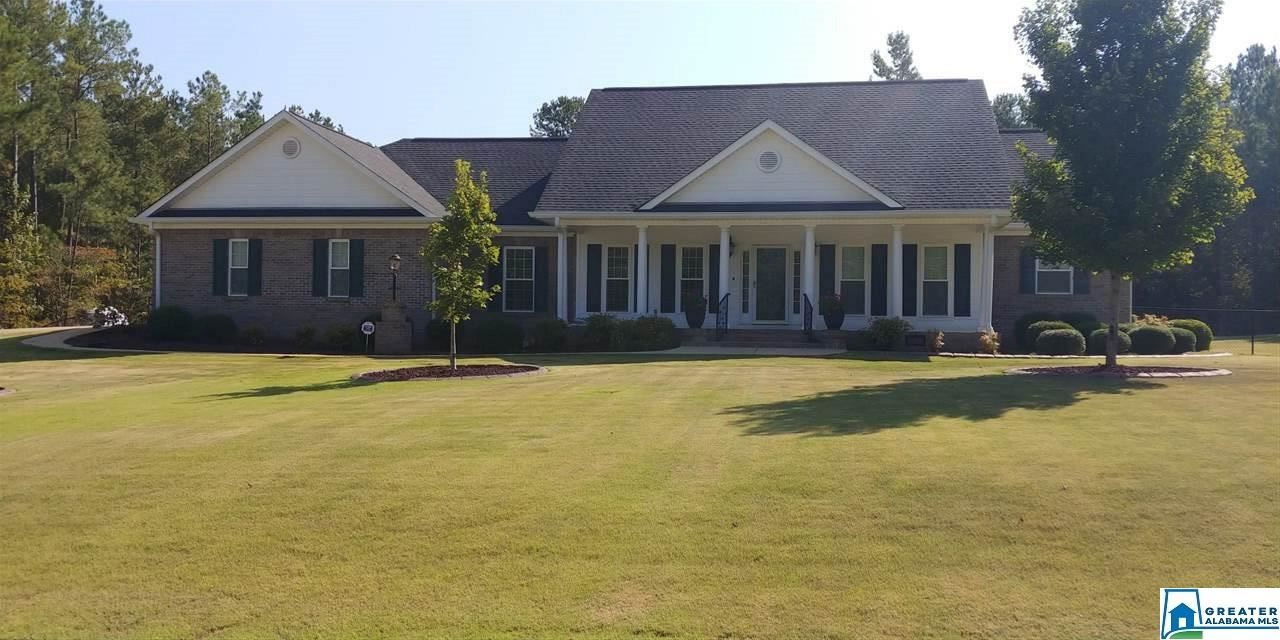342 WILDBERRY LN, Sylacauga, AL 35151 - #: 863351