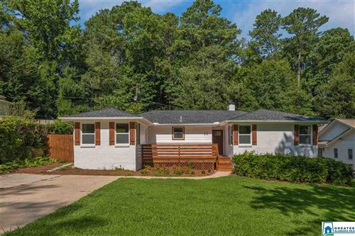 Photo of 212 ROCKAWAY RD, HOMEWOOD, AL 35209 (MLS # 884360)