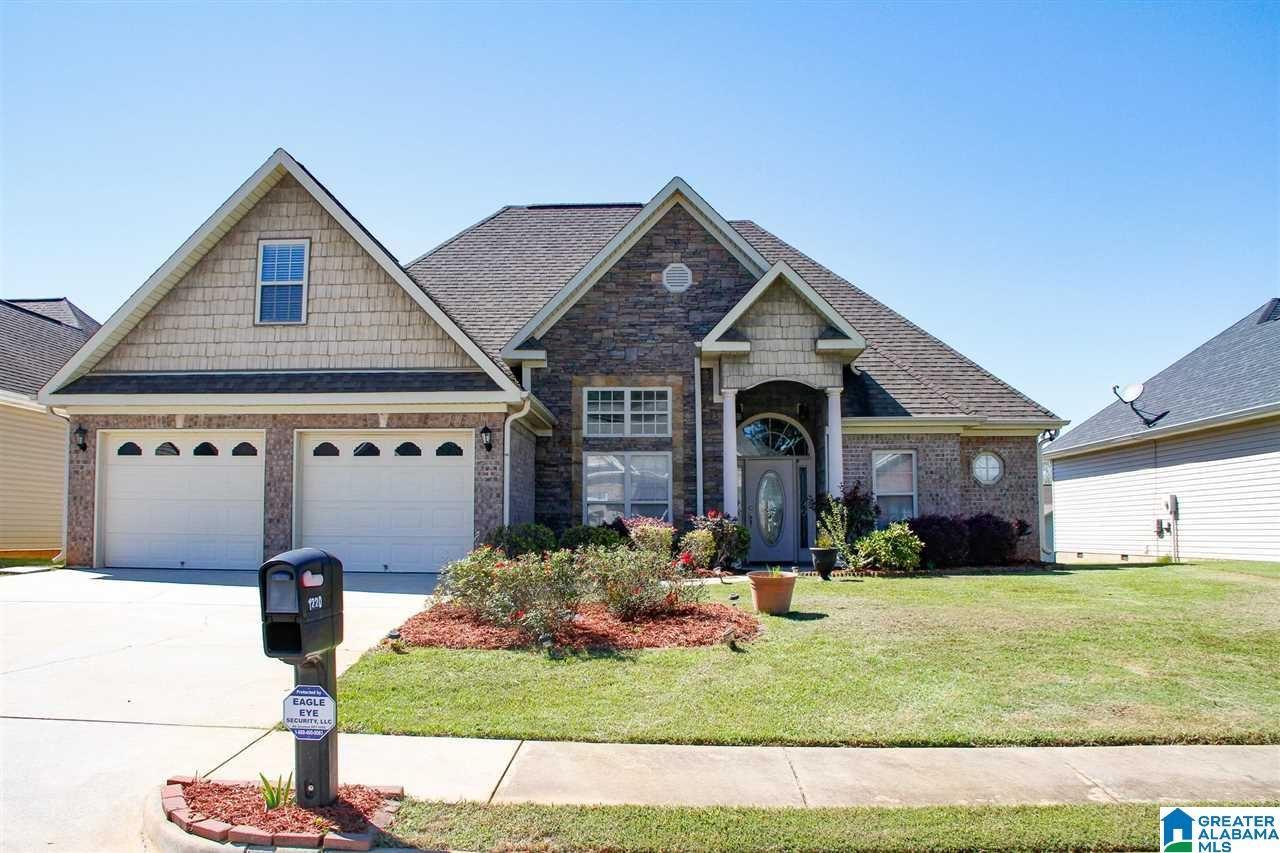 1220 SAGEWOOD PLACE SW, Jacksonville, AL 36265 - MLS#: 1299362