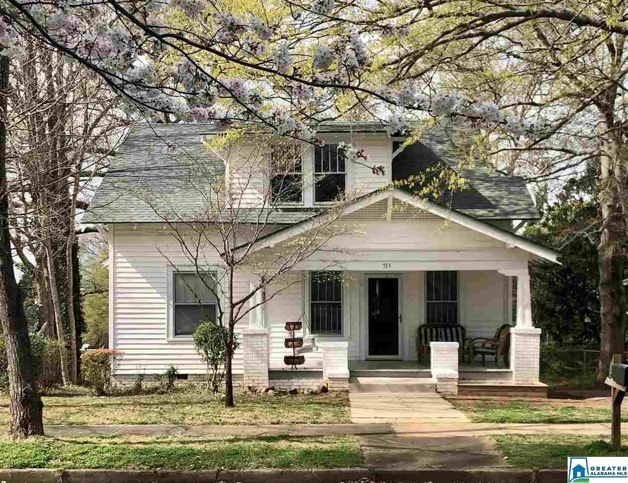 713 OAK ST, Anniston, AL 36207 - MLS#: 878364