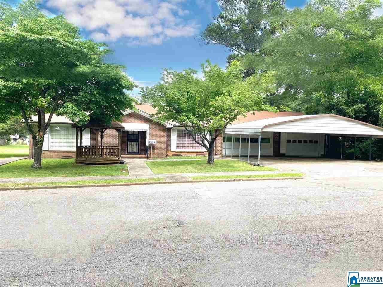 308 S CENTER AVE, Piedmont, AL 36272 - MLS#: 886369