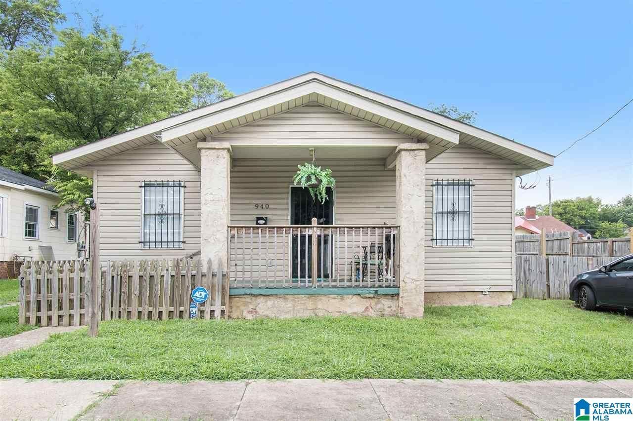 940 53RD STREET N, Birmingham, AL 35222 - MLS#: 1293371
