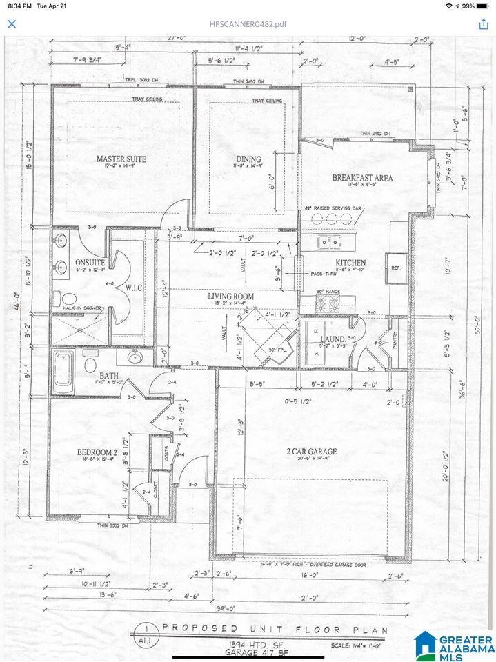 20 RED CAMELLIA COURT, Pell City, AL 35128 - MLS#: 900397