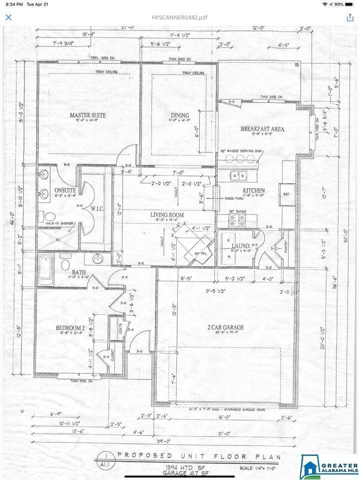 22 RED CAMELLIA COURT, Pell City, AL 35128 - MLS#: 900400