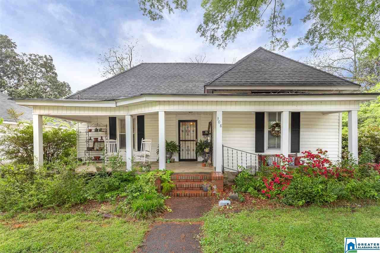 308 2ND AVE NE, Jacksonville, AL 36265 - MLS#: 880420