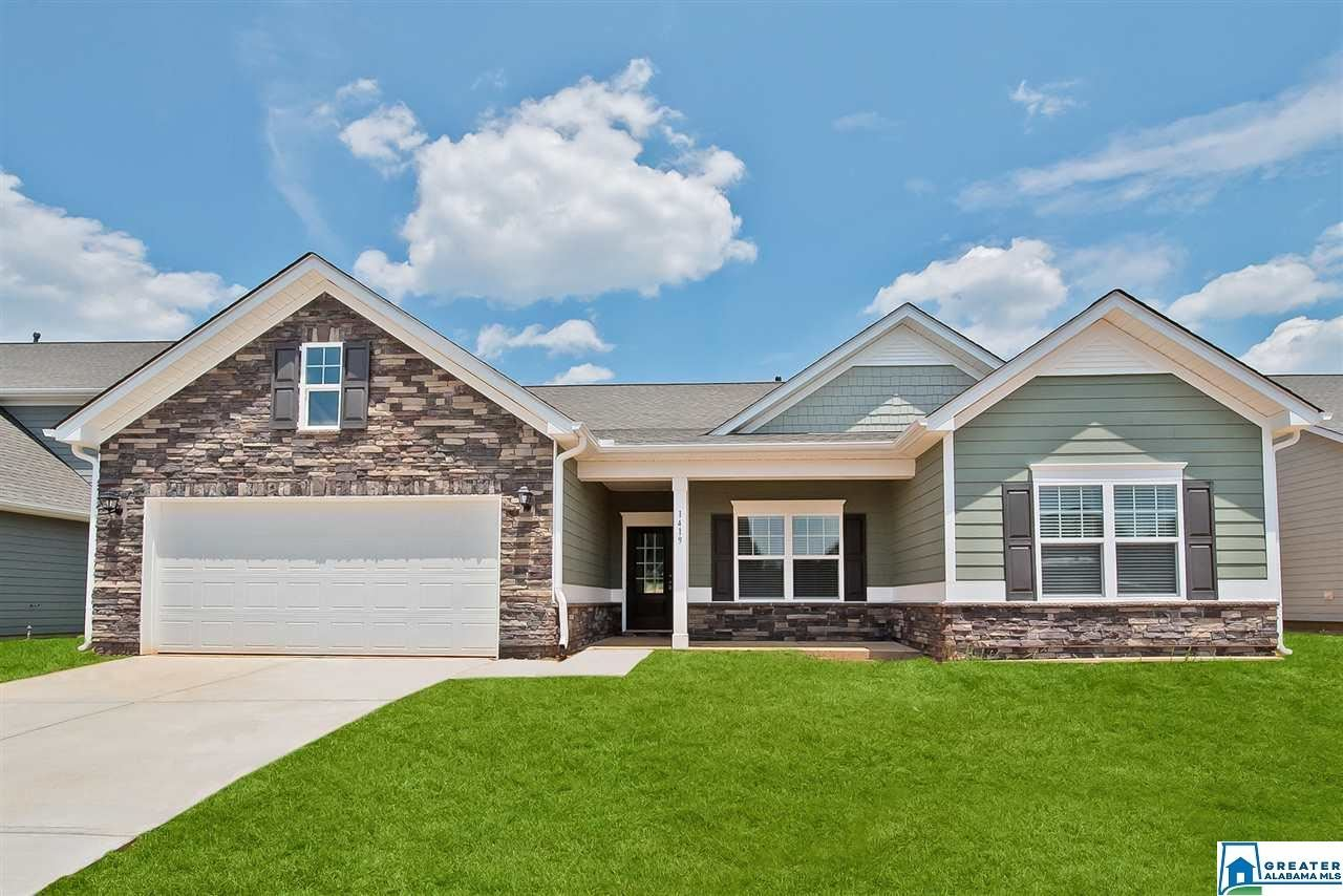 320 COUNTRYSIDE CIR, Calera, AL 35040 - #: 868422