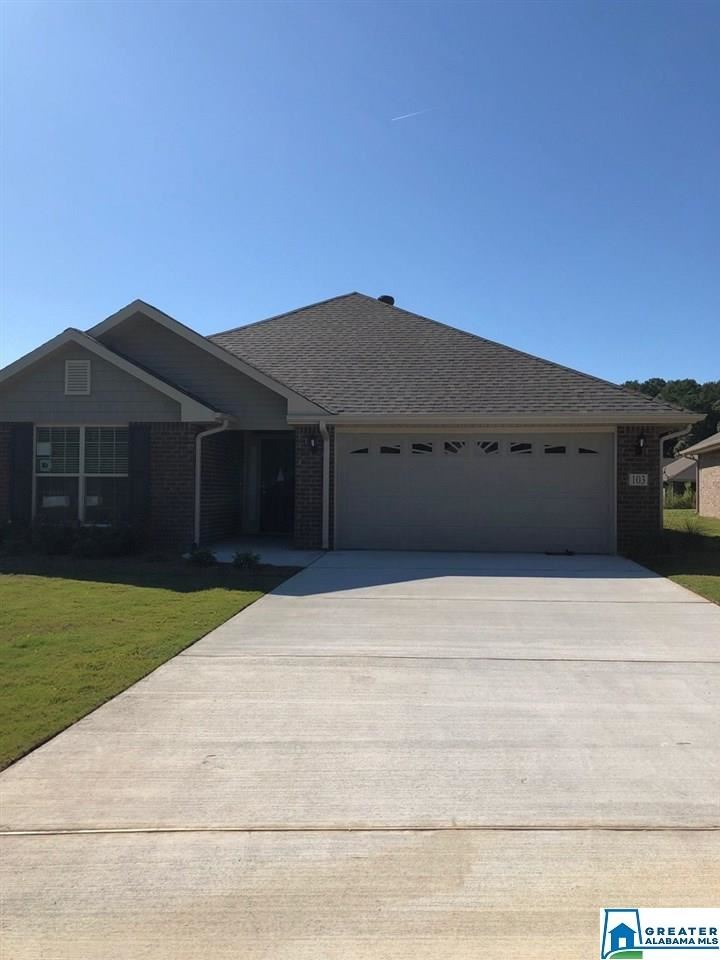 100 BLACK CREEK WAY, Margaret, AL 35120 - #: 876430