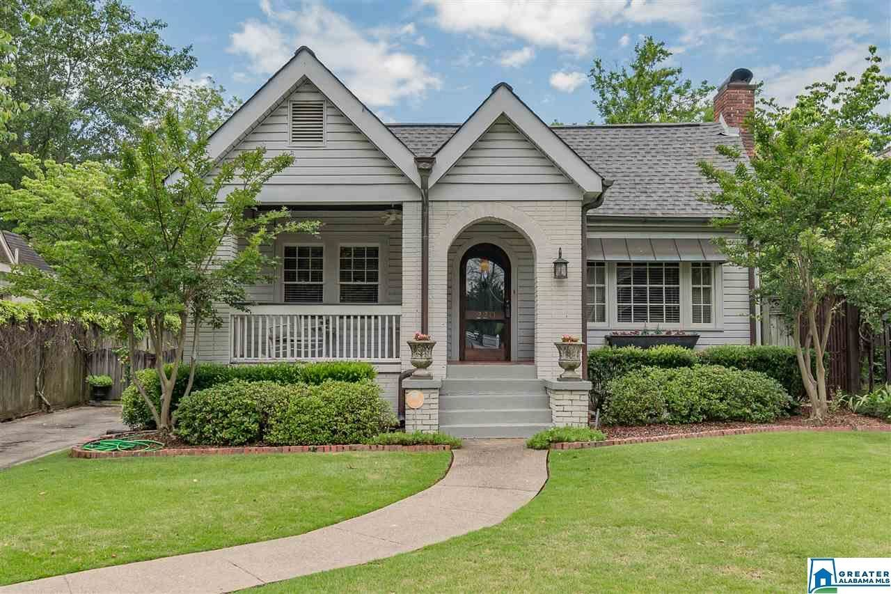 220 BROADWAY ST, Homewood, AL 35209 - MLS#: 884431