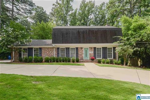 Photo of 2320 SAVOY ST, HOOVER, AL 35226 (MLS # 891432)