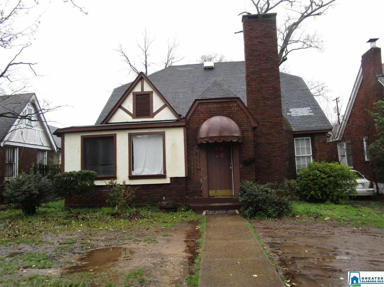 1508 43RD ST W, Birmingham, AL 35208 - MLS#: 886469