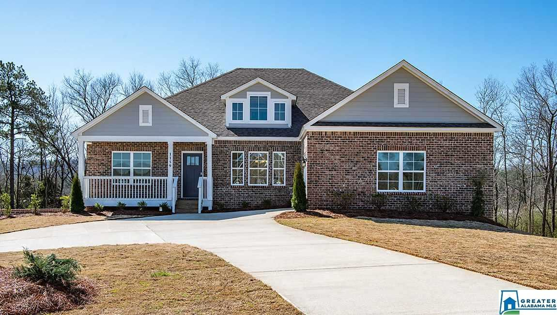 1159 MOUNTAIN LAUREL CIR, Moody, AL 35004 - #: 860471