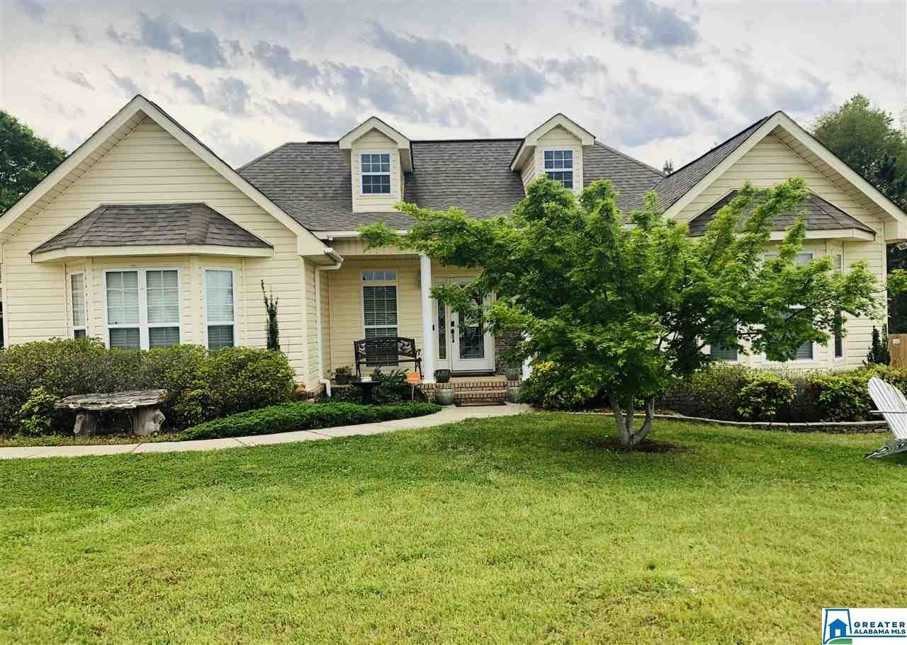 135 BATTLE CIR, Clanton, AL 35045 - #: 879471