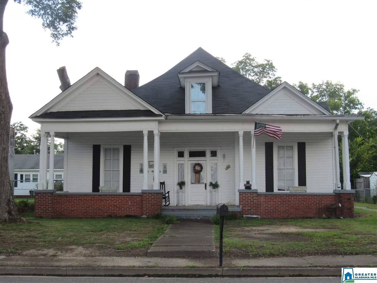 303 N Center Ave, Piedmont, AL 36272 - MLS#: 858486