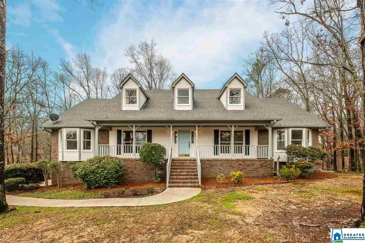 126 SKYLINE DR, Indian Springs Village, AL 35124 - #: 874488