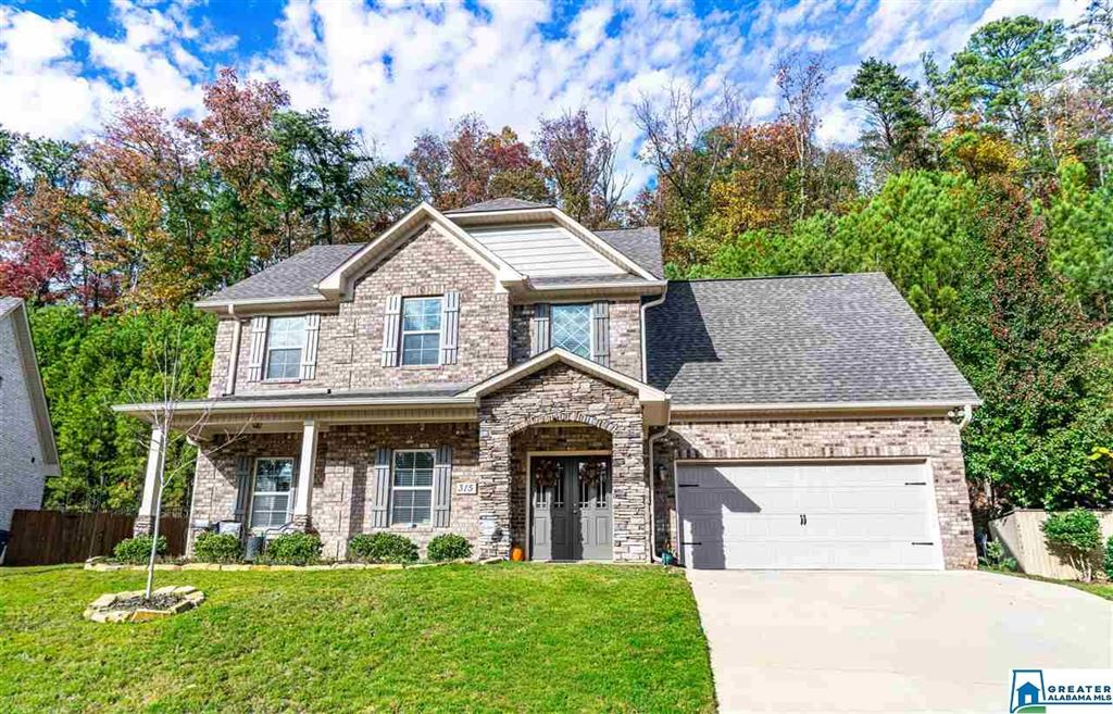 315 STONE BROOK CIR, Hoover, AL 35226 - #: 867510