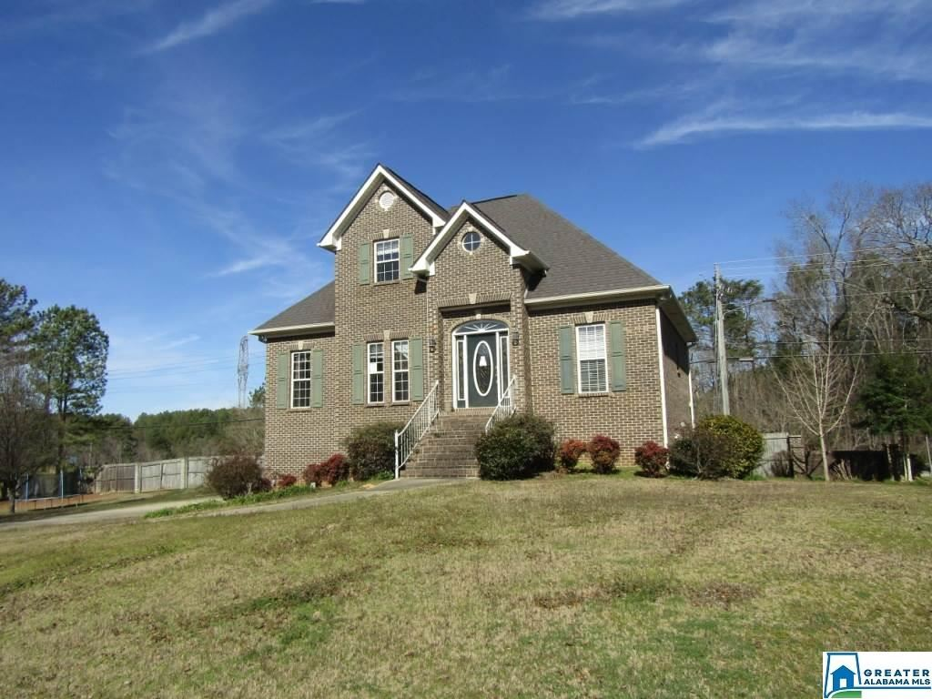 1201 JOEY CIR, Mount Olive, AL 35117 - MLS#: 873510
