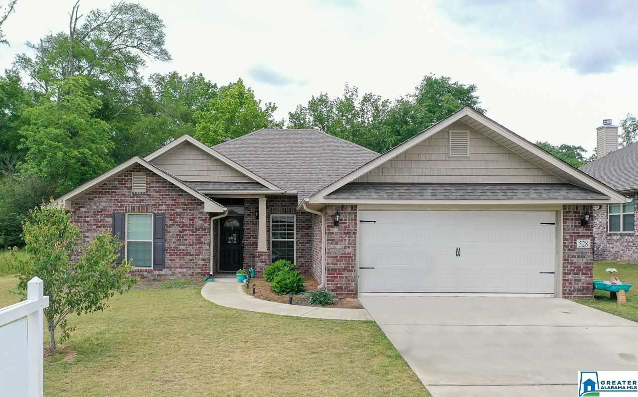528 GREEN MEADOWS TRL, Alabaster, AL 35114 - #: 883515