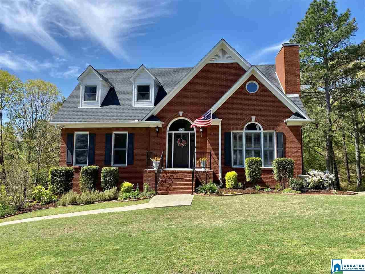 4013 LAUREL RIDGE TRL, Trussville, AL 35173 - #: 879528