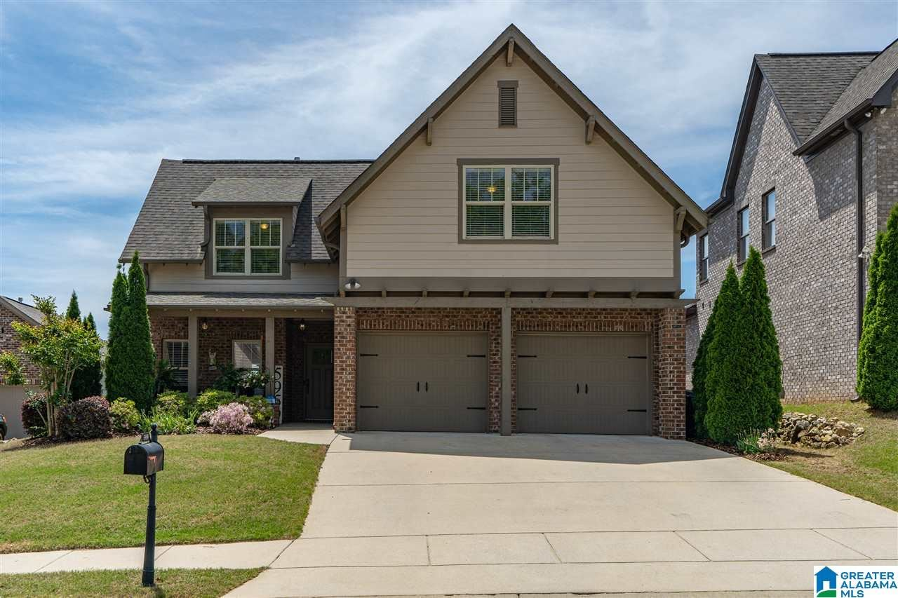 5959 MOUNTAINVIEW TRACE, Trussville, AL 35173 - MLS#: 1283539