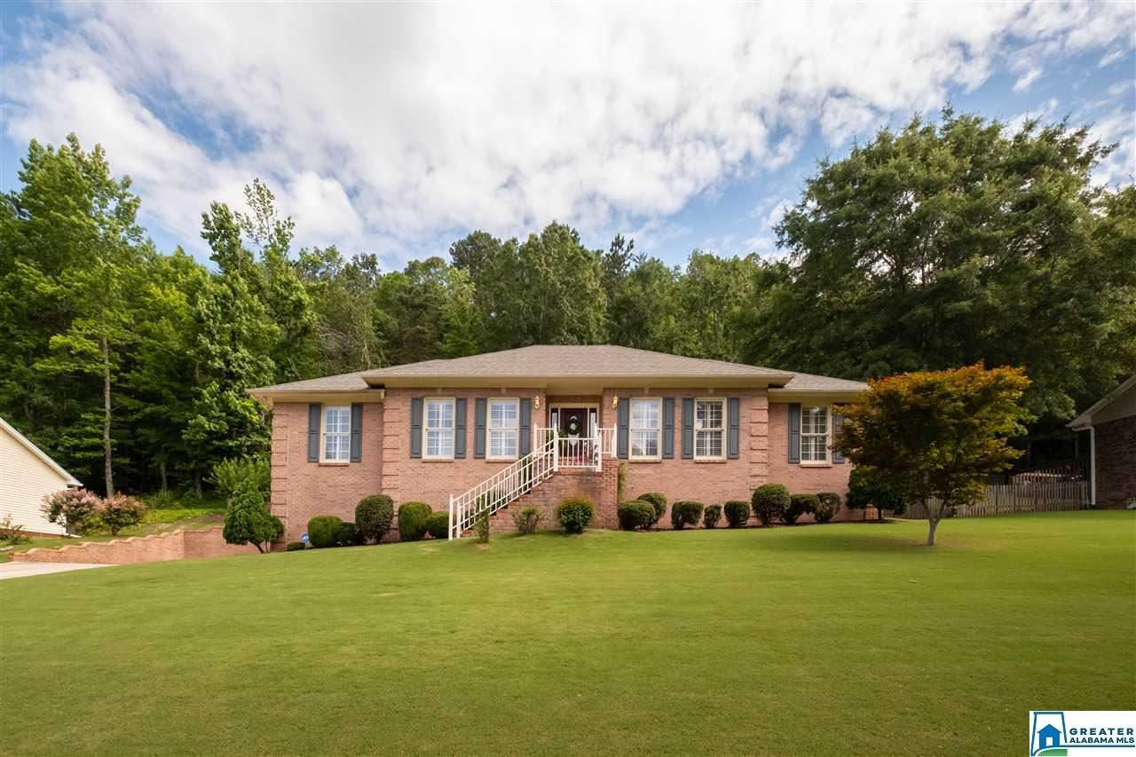 6046 STEEPLECHASE DR, Pinson, AL 35126 - #: 886546