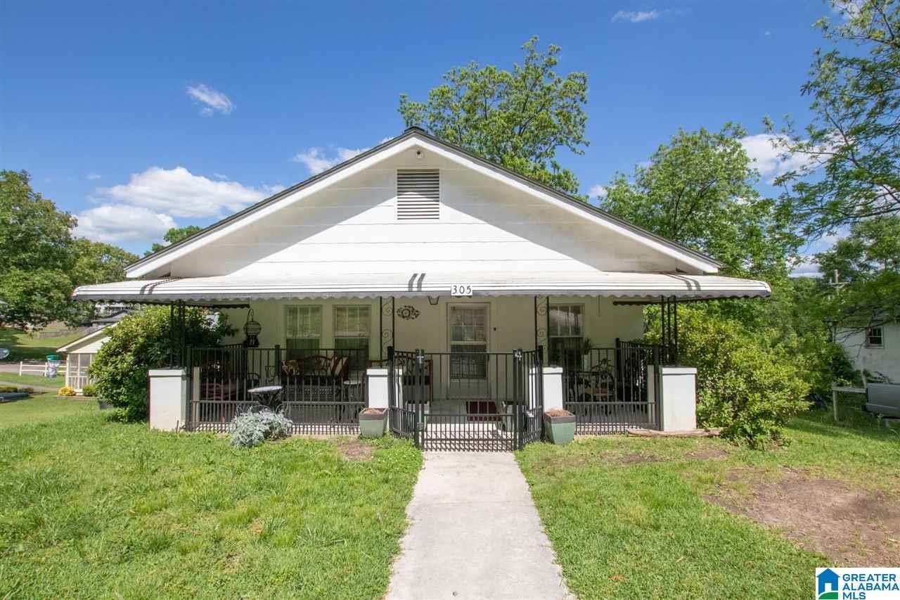 305 DOGWOOD AVENUE, Anniston, AL 36201 - MLS#: 1285549