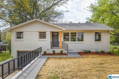 Photo of 1313 LAURENCE ST, IRONDALE, AL 35210 (MLS # 878565)