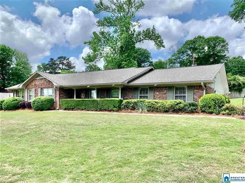 Photo of 3808 VALLEY HEAD RD, MOUNTAIN BROOK, AL 35223 (MLS # 881570)