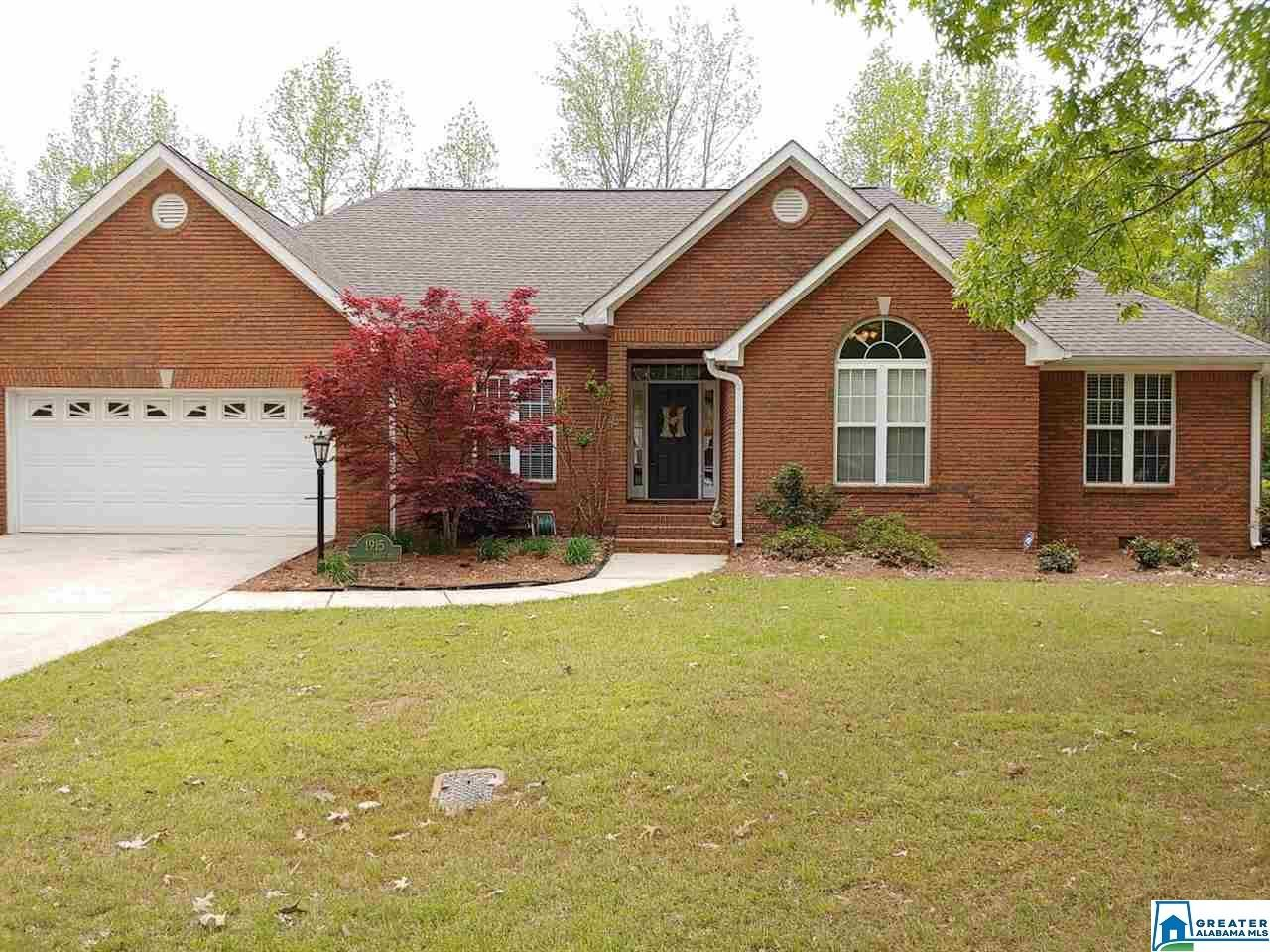 1915 PLEASANT RIDGE DR, Sylacauga, AL 35150 - MLS#: 879574