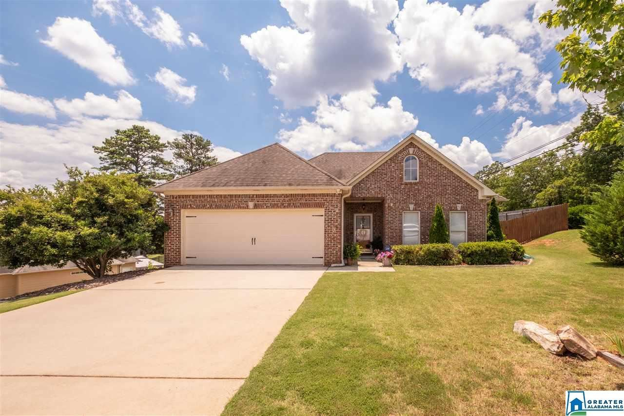 8101 WEATHERSTONE CIR, Bessemer, AL 35022 - MLS#: 886574