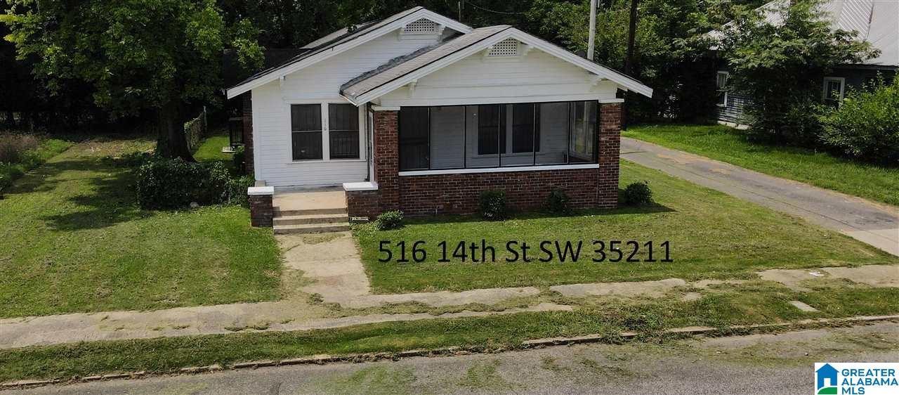 516 14TH STREET SW, Birmingham, AL 35211 - MLS#: 1292592