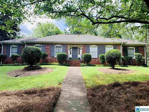 Photo of 3540 SPRING VALLEY RD, MOUNTAIN BROOK, AL 35223 (MLS # 890597)