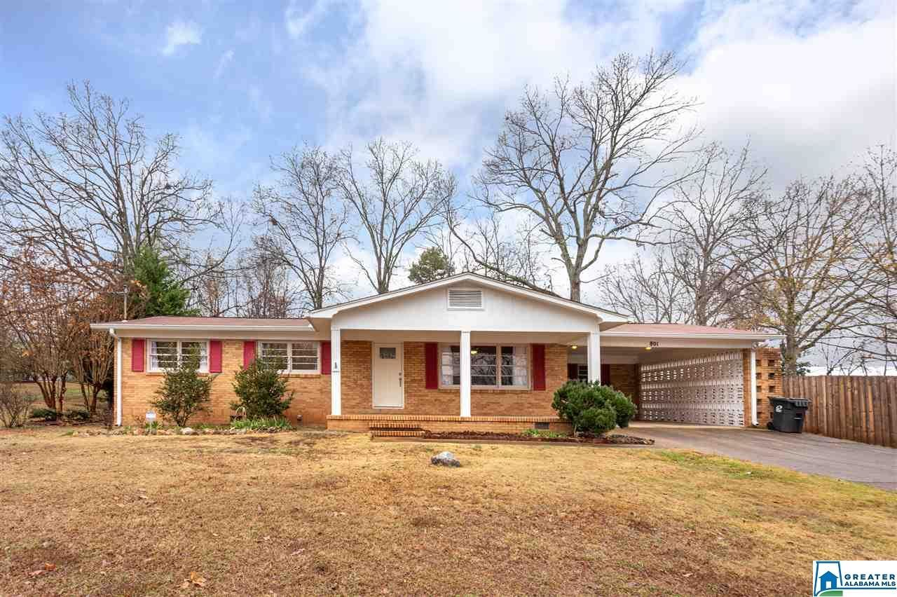 801 W 62ND ST, Anniston, AL 36206 - MLS#: 868601