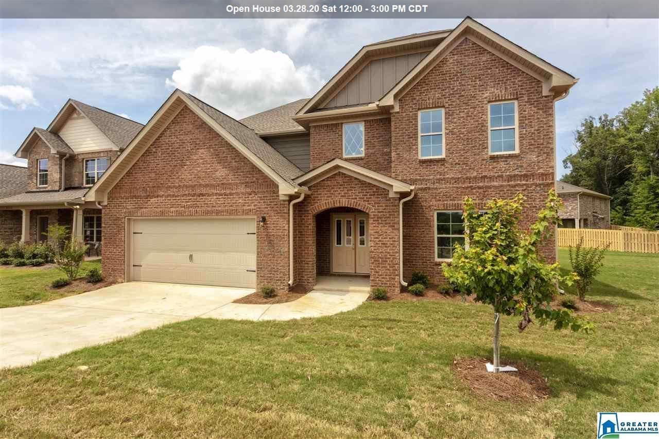 6257 FIELDBROOK CIR, McCalla, AL 35111 - #: 861602